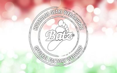 A Batz Hivatalos Gyári Webáruház