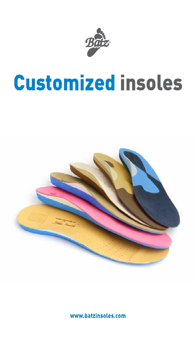 customized insoles